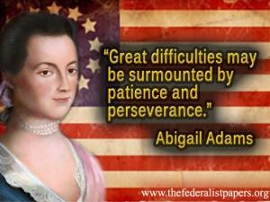 John Adams and Abigail Adams Letters