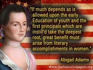 John and Abigail Adams Letters
