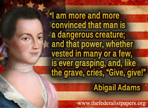 John and Abigail Adams Letters