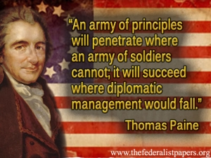 Thomas Paine | The Federalist Papers