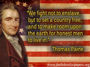 research writing thomas paine These are the times that try men's souls this simple quotation from founding  father thomas paine's the american crisis not only describes the beginnings of .