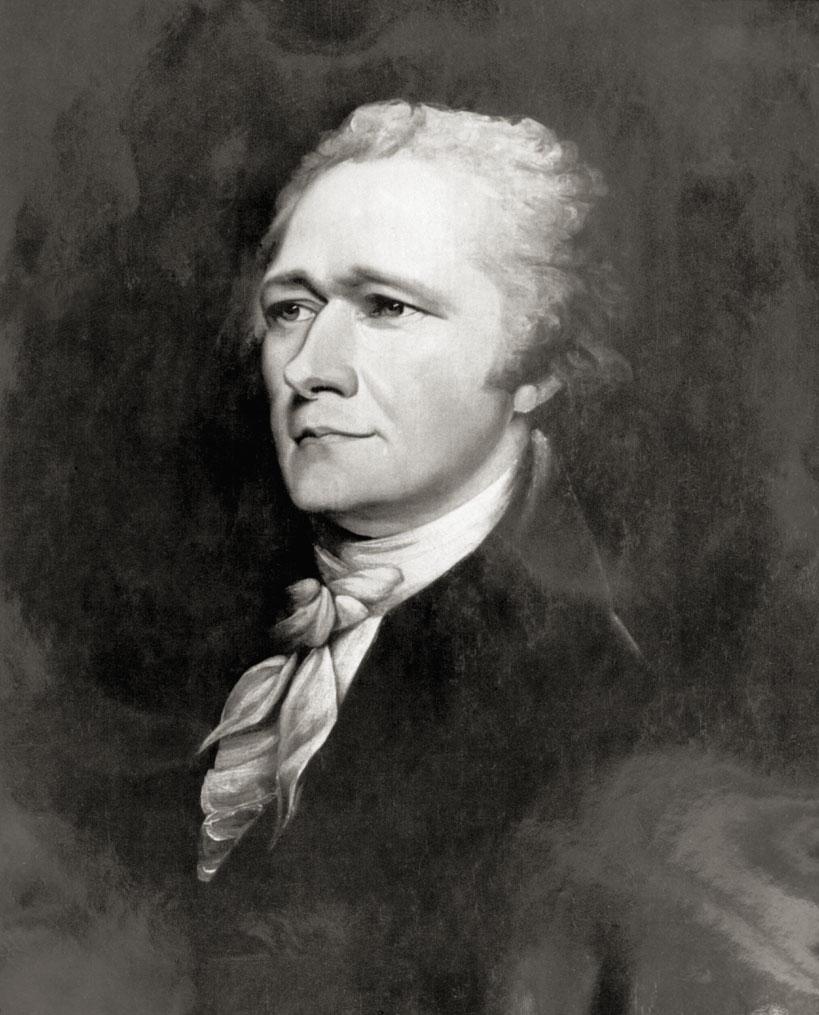 Alexander Hamilton  St...