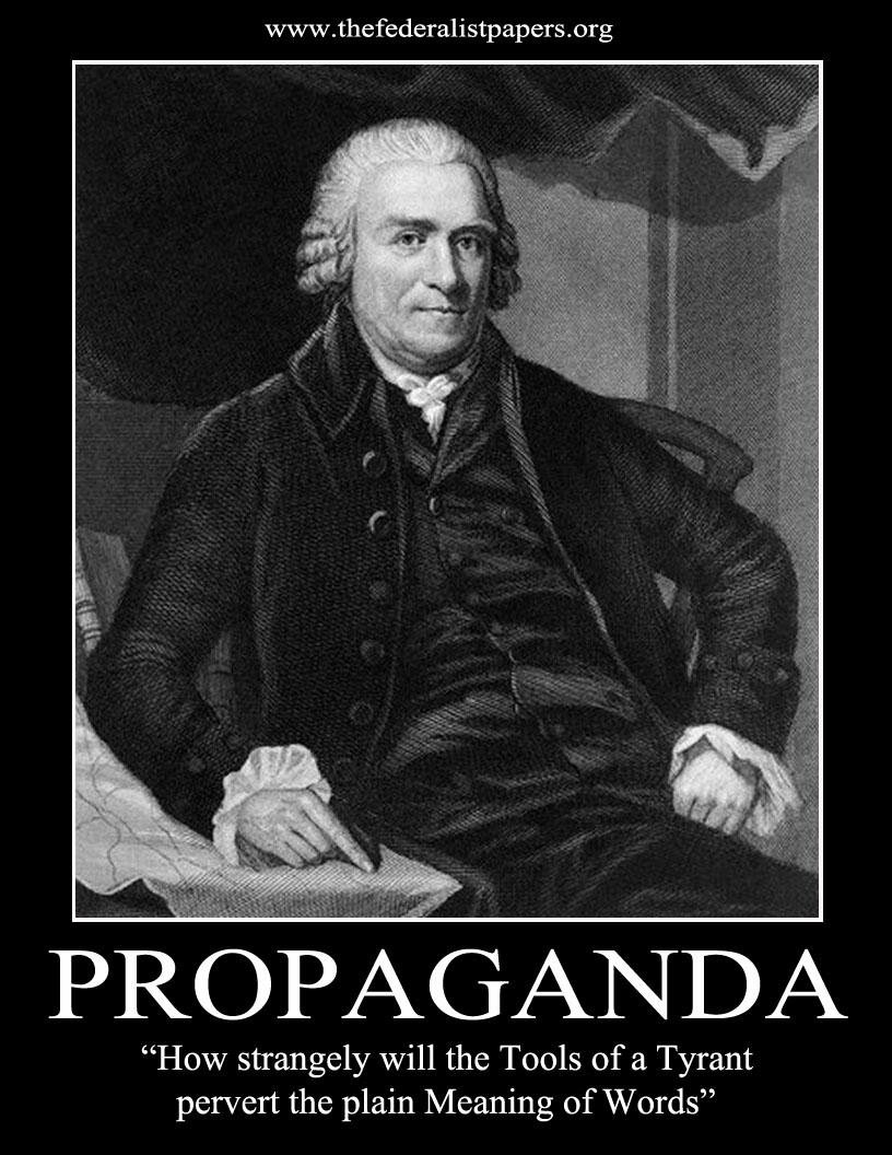 Essay on propaganda