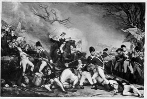 George Washingotn Battle
