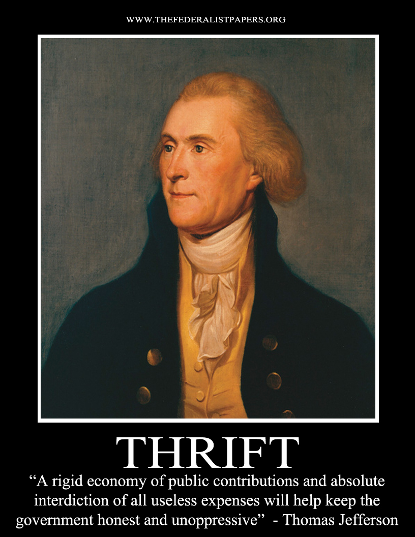 Thomas Jefferson Poster Thomas Jefferson Poster