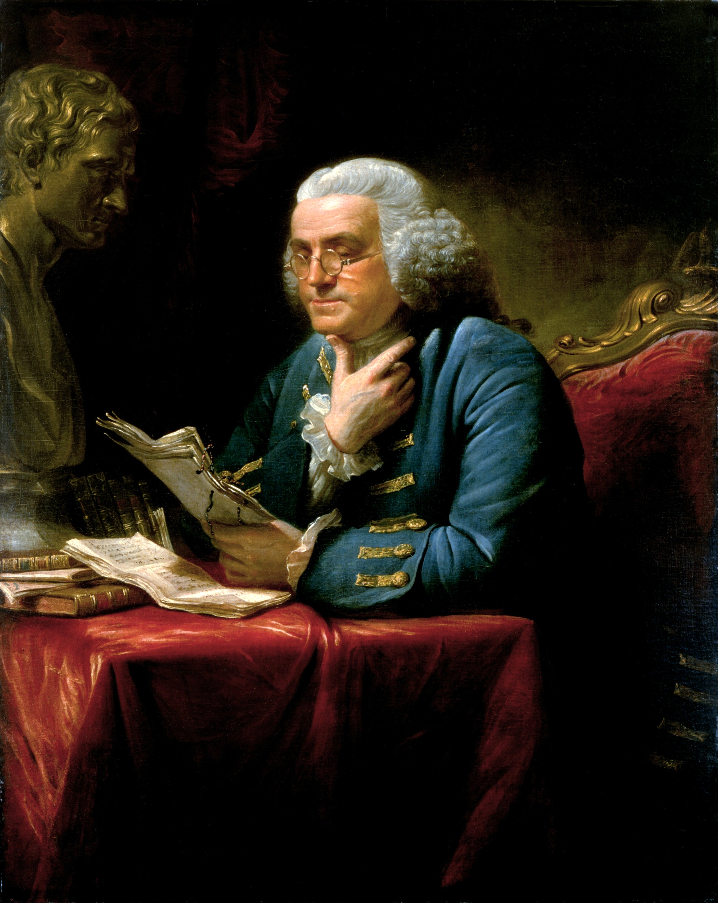 Benjamin Franklin American Literature Analysis - Essay