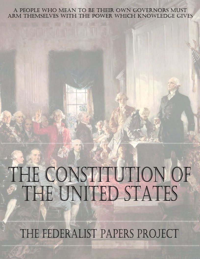 principles and articles of the united states constitution essay United states (us) articles of confederation america's first constitution the first constitution in our nation's history was the us articles of confederation.