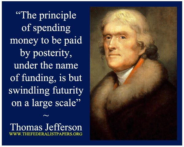 Letter Thomas Jefferson Thomas Jefferson Quote