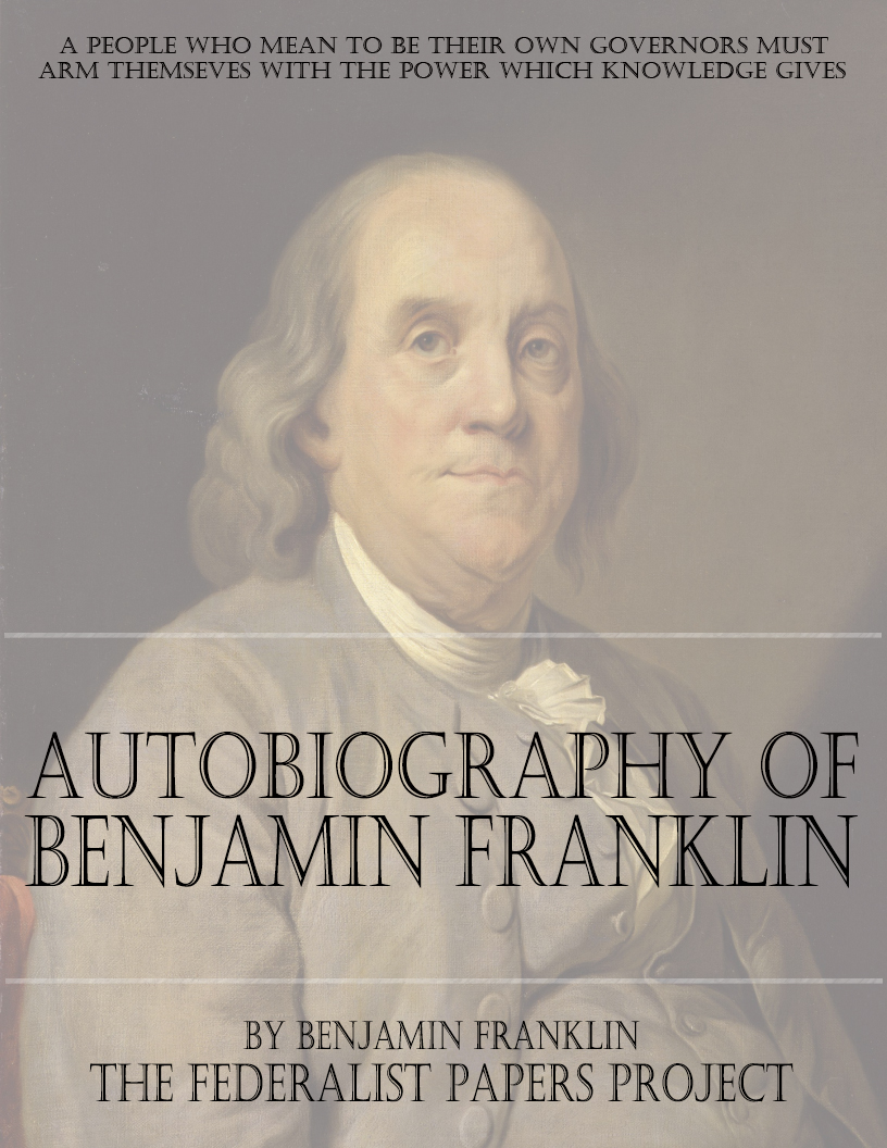 upenn benjamin franklin essay Benjamin franklin was one of the founding fathers of the united states he was a great politician and inventor, as well as a few other professions ben franklin accomplished very many things in his lifetime.