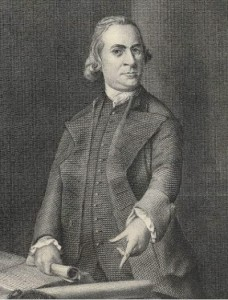 Governor Samuel Adams Portrait