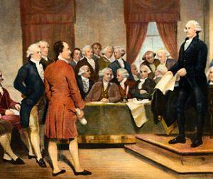 essays were written defend ratification constitution