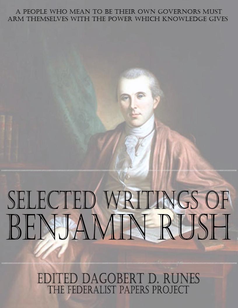 Benjamin Rush Quotes. QuotesGram
