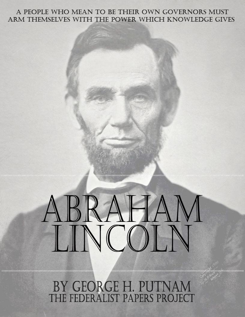 Short Essay On Abraham Lincoln