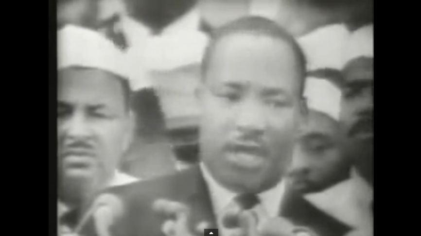 """alliteration in speech i have a dream Examples of literary terms in the """"i have a dream speech"""" alliteration the repetition of sounds makes the speech more catchy and memorable."""