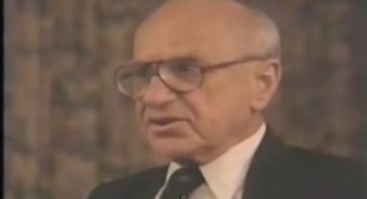 Milton Friedman Drugs Should Be Legalized Interview, youtube screenshot