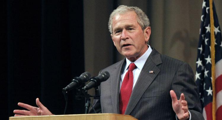 George W. Bush: A Pictorial Essay