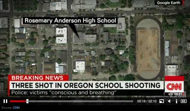 School shooting essay