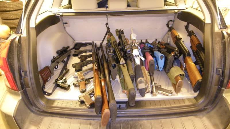Illegal Gun Sale