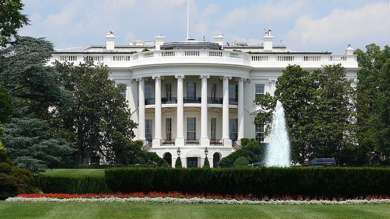 White House Racist Symbol