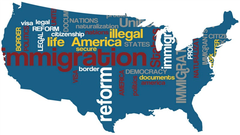 Immigration-Map