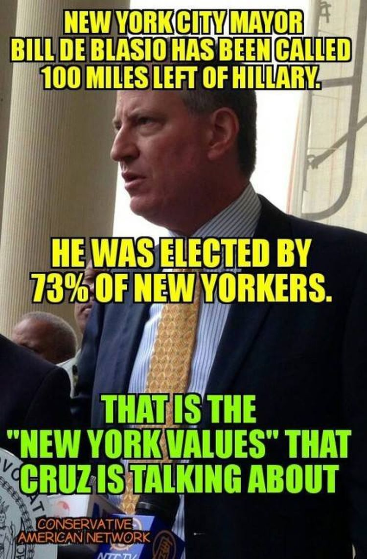 Meme Exposes Hard Truth About New York City Values