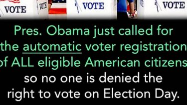 automatic voter registration meme CROPPED